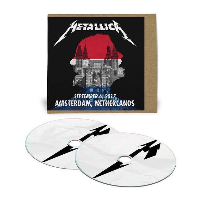 Live Metallica: Amsterdam, Netherlands - September 6, 2017 (2CD), , hi-res