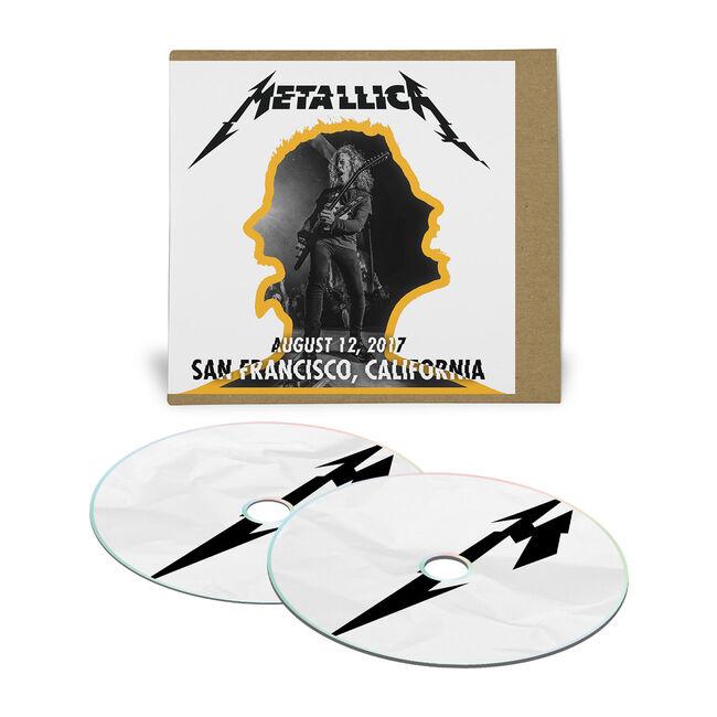 Live Metallica: San Francisco, CA – August 12, 2017 (2CD), , hi-res