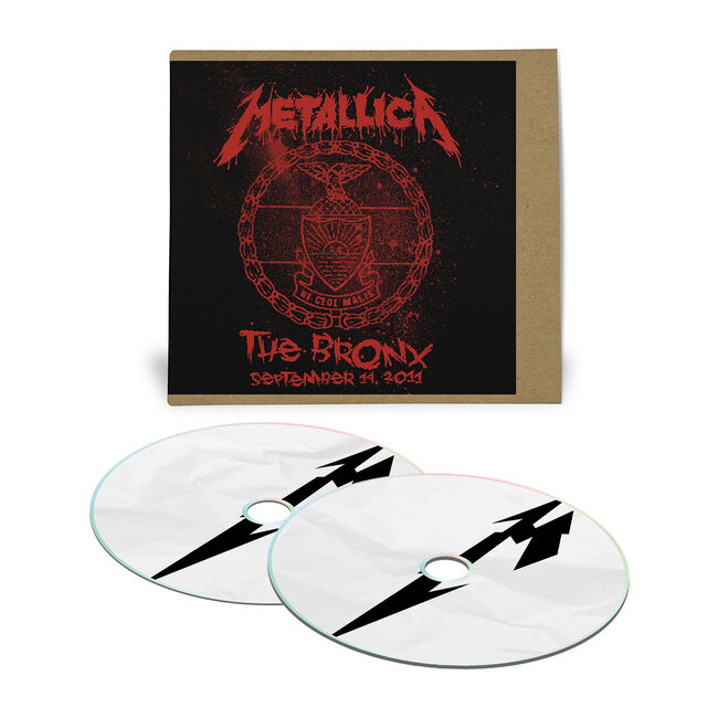 Live Metallica: New York, NY - September 14, 2011 (2CD), , hi-res
