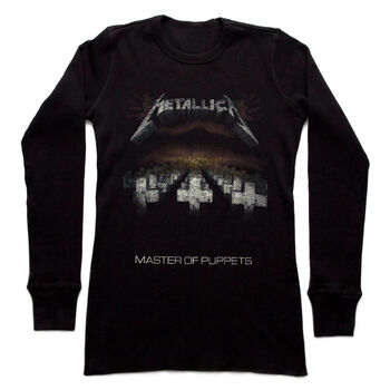 Master of Puppets Women's Thermal, , hi-res