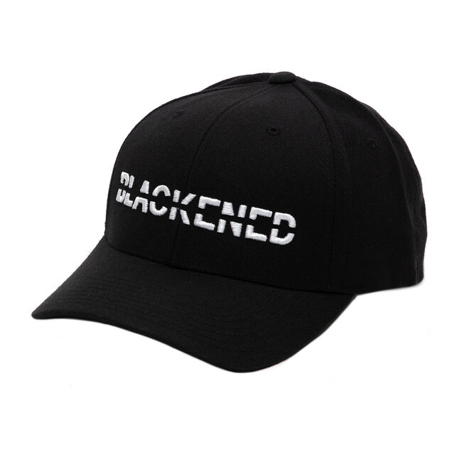 Blackened Whiskey Adjustable Hat, , hi-res
