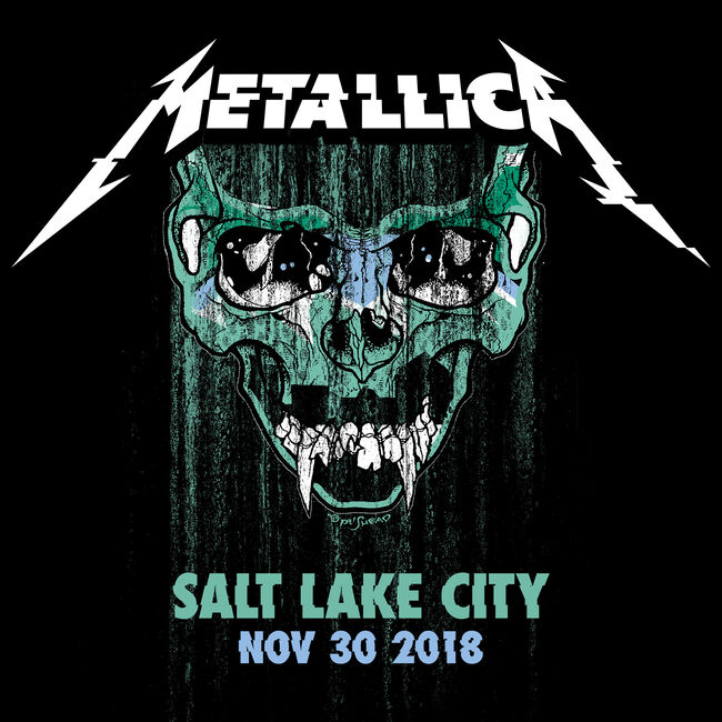 Live Metallica: Salt Lake City, UT - November 30, 2018 (2CD), , hi-res