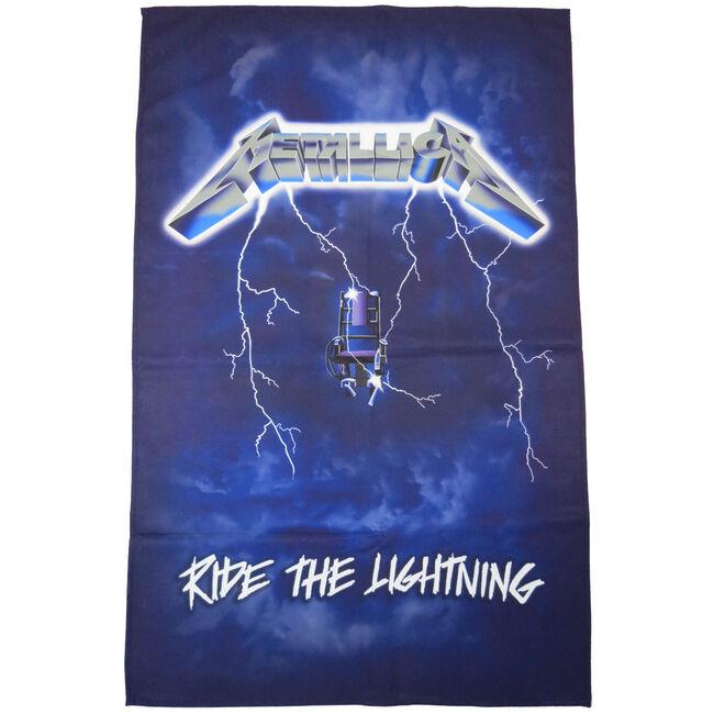Ride the Lightning Banner, , hi-res