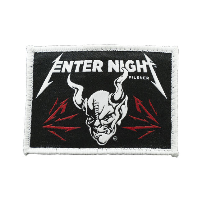 Enter Night Pilsner Patch, , hi-res