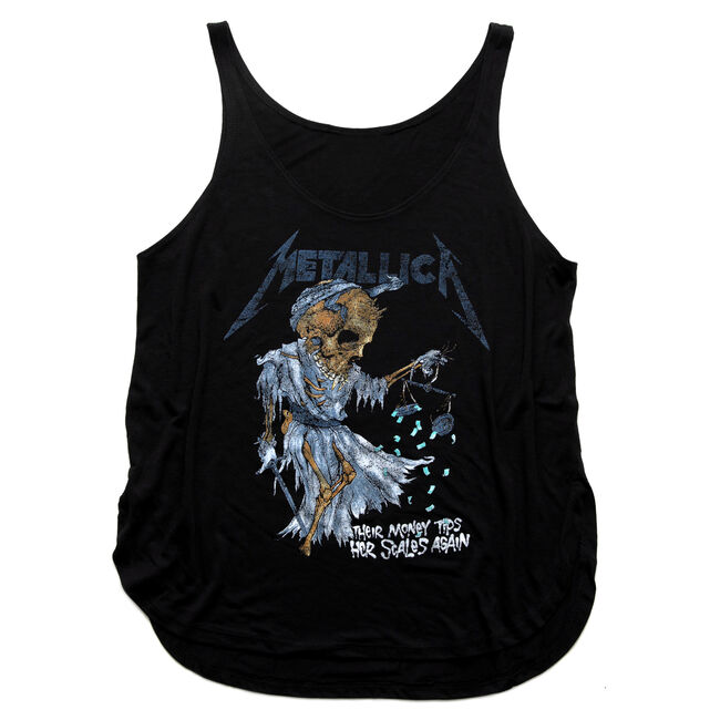 Women's Distressed Doris Tank, , hi-res