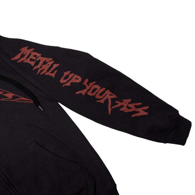 Metal Up Your Ass Full-Zip Hoodie - Large, , hi-res
