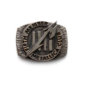 Fifth Member™ Belt Buckle, , hi-res