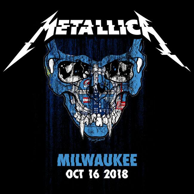 Live Metallica: Milwaukee, WI - October 16, 2018 (2CD), , hi-res