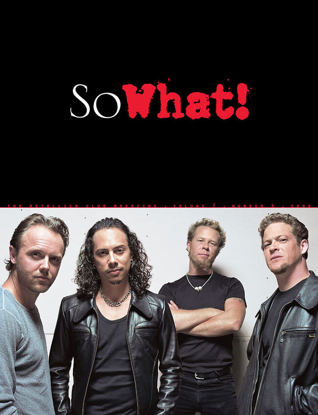 So What! Volume 7, Issue 4, , hi-res