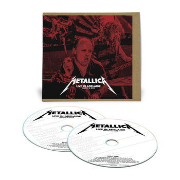 Live Metallica: Adelaide, Australia - March 2, 2013 (2CD), , hi-res