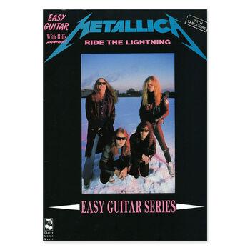Ride the Lightning - EZ Guitar Tablature Book, , hi-res