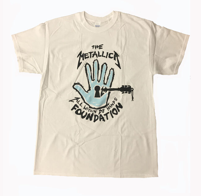 All Within My Hands T-Shirt (White), , hi-res