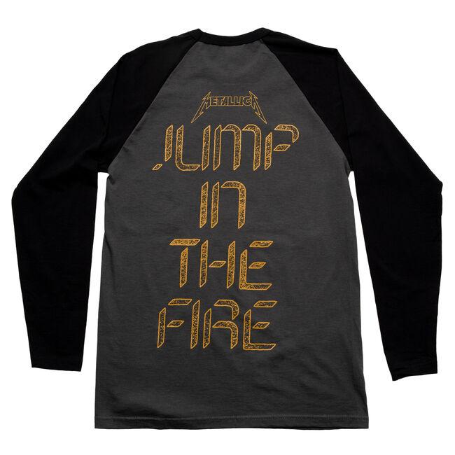 Jump In The Fire Raglan, , hi-res