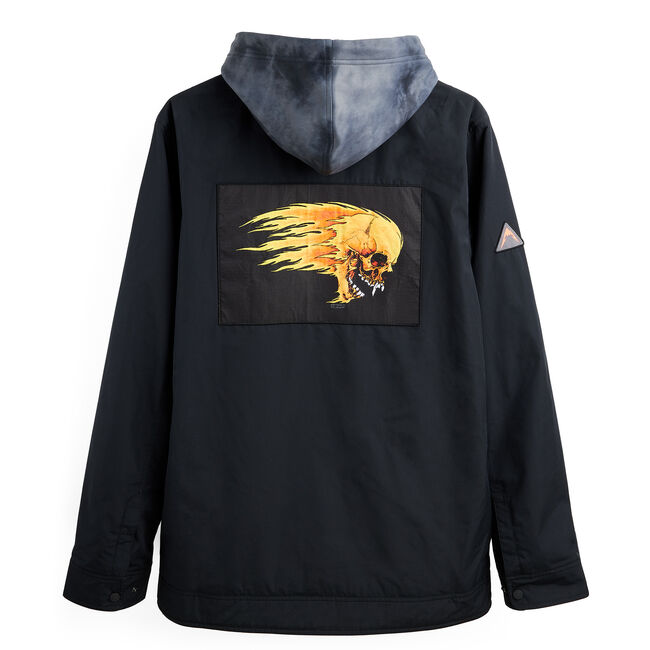 Burton x Metallica Flaming Skull Dunmore Jacket, , hi-res