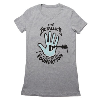 All Within My Hands Women's T-Shirt (Grey), , hi-res