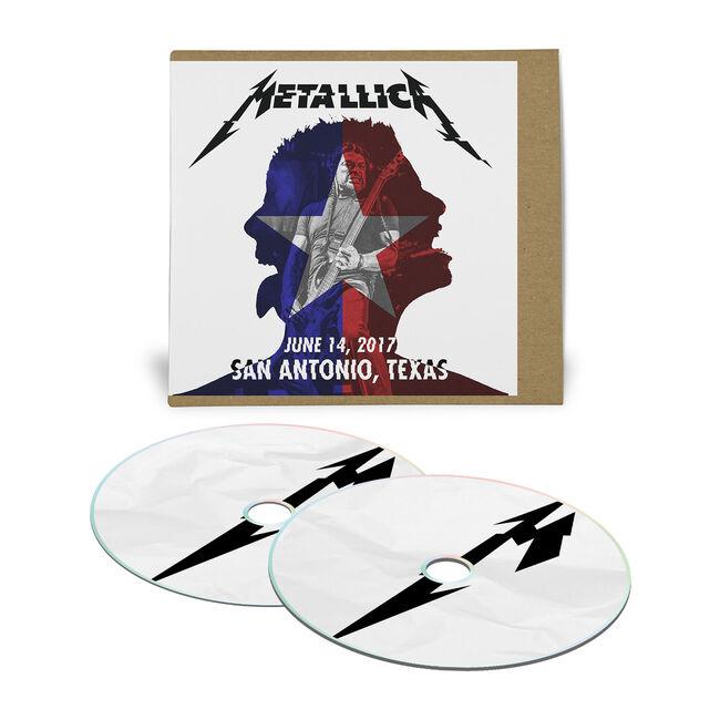 Live Metallica: San Antonio, TX – June 14, 2017 (2CD), , hi-res