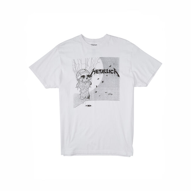 Billabong x Metallica LANDMINE T-Shirt - Small, , hi-res