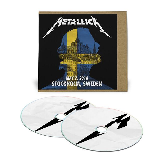 Live Metallica: Stockholm, Sweden - May 7, 2018 (2CD), , hi-res