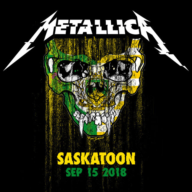 Live Metallica: Saskatoon, SK - September 15, 2018 (2CD), , hi-res