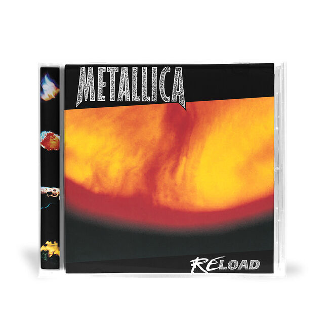Reload - CD, , hi-res
