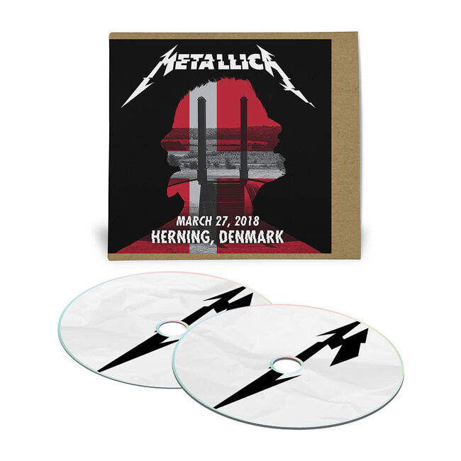 Live Metallica: Herning, Denmark - March 27, 2018 (2CD), , hi-res