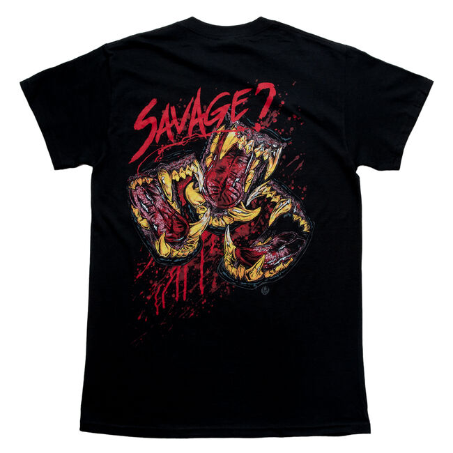 Am I Savage T-Shirt, , hi-res
