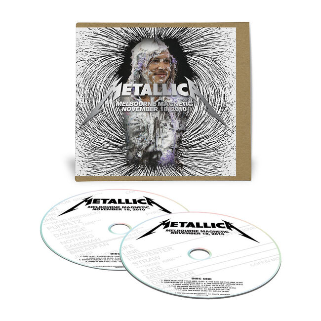 Live Metallica: Melbourne, Australia - November 18, 2010 (2CD), , hi-res
