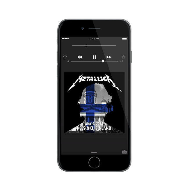 Live Metallica: Helsinki, Finland - May 9, 2018 (Digital Download), , hi-res