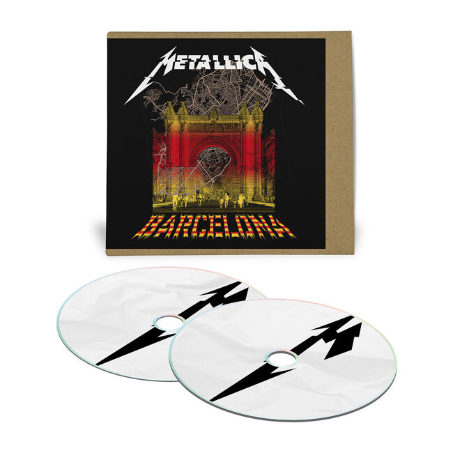 Live Metallica: Barcelona, Spain - May 5, 2019 (2CD), , hi-res