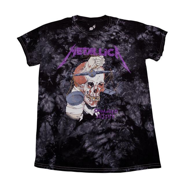 Harvester Of Sorrow Tie-Dye T-Shirt, , hi-res