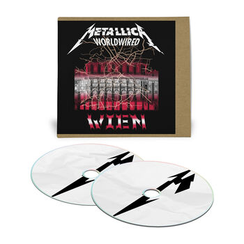 Live Metallica: Vienna, Austria - August 16, 2019 (2CD), , hi-res