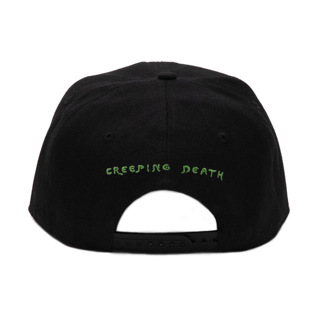 Creeping Death Snapback Hat, , hi-res