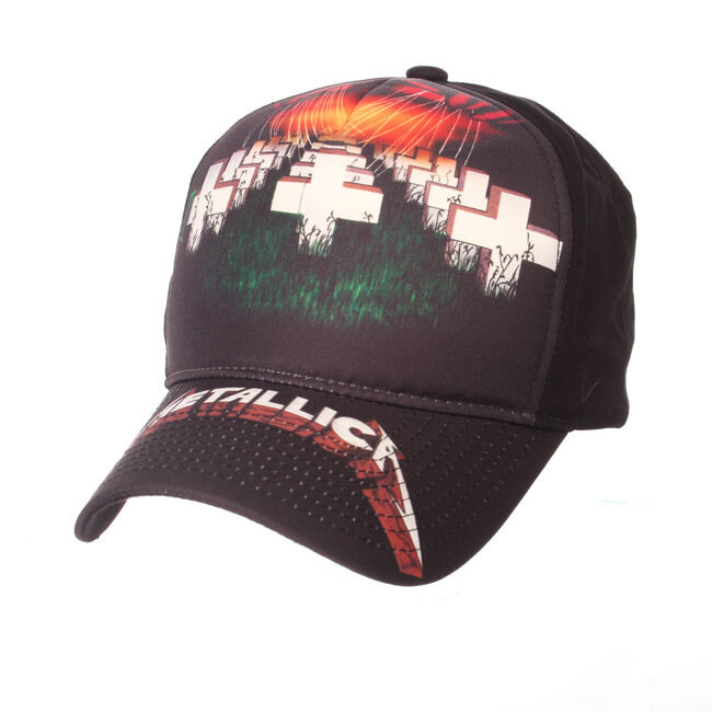 Master Of Puppets Hat, , hi-res