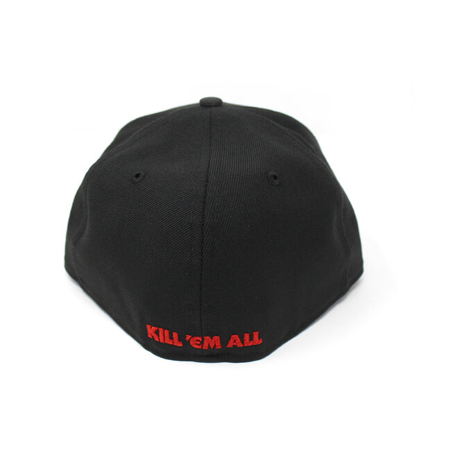Red Logo 5950 Fitted Hat, , hi-res