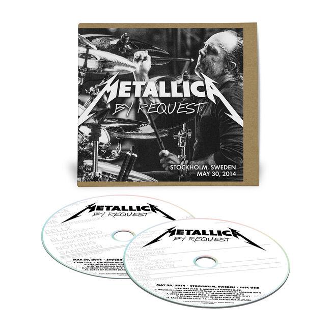 Live Metallica: Stockholm, Sweden - May 30, 2014 (2CD), , hi-res