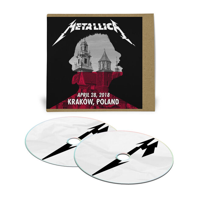 Live Metallica: Kraków, Poland - April 28, 2018 (2CD), , hi-res