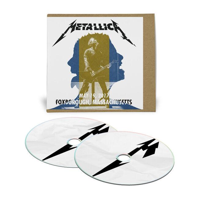 Live Metallica: Foxborough, MA – May 19, 2017 (2CD), , hi-res
