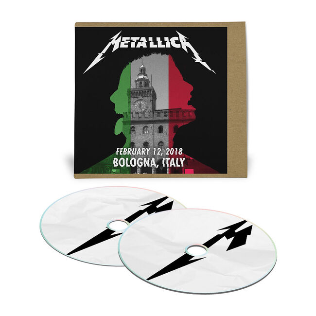 Live Metallica: Bologna, Italy - February 12, 2018 (2CD), , hi-res