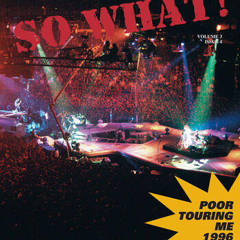 So What! Magazine Back Issues   The Met Store at Metallica com