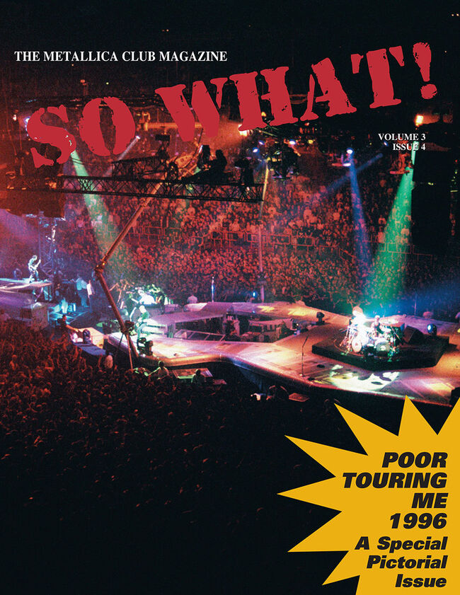 So What! Volume 3, Issue 4, , hi-res
