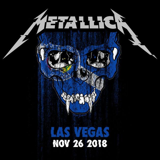 Live Metallica: Las Vegas, NV - November 26, 2018, , hi-res