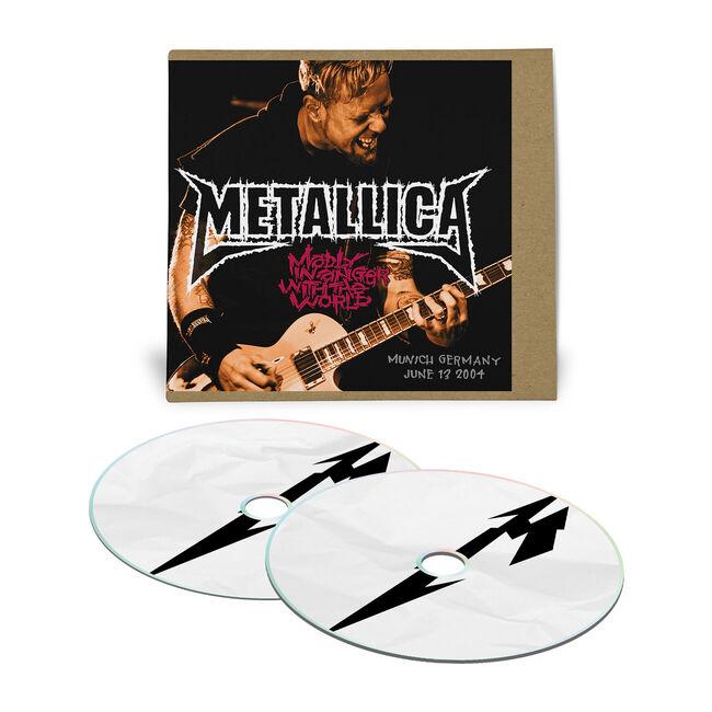Live Metallica: Munich, Germany - June 13, 2004 (2CD), , hi-res