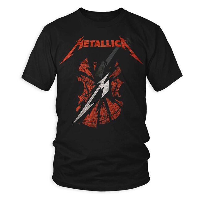 S&M2 Scratched Cello T-Shirt, , hi-res