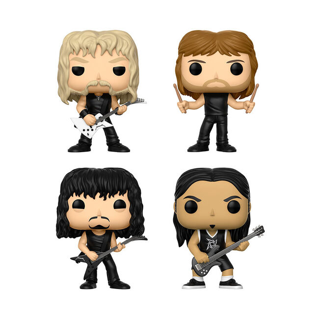 Funko POP! Rocks: Metallica - Complete Set, , hi-res