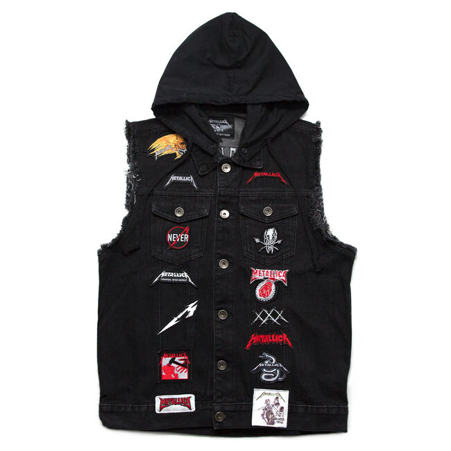 Ninja Star Vest, , hi-res
