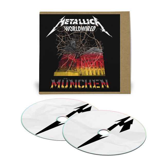 Live Metallica: Munich, Germany - August 23, 2019 (2CD), , hi-res