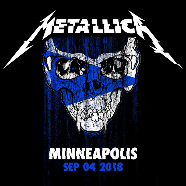 Live Metallica: Minneapolis, MN - September 04, 2018 (2CD), , hi-res