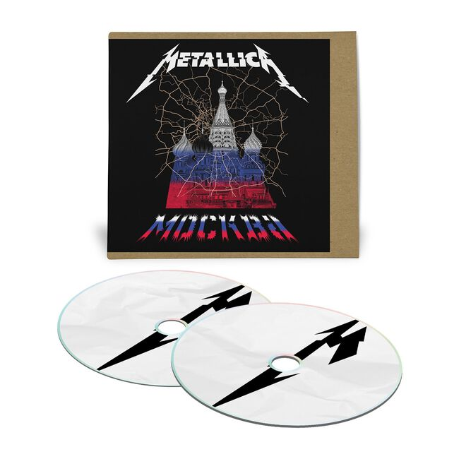 Live Metallica: Moscow, Russia - July 21, 2019 (2CD), , hi-res
