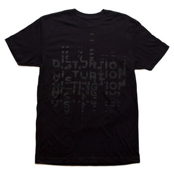Blackened Whiskey Distortion T-Shirt, , hi-res