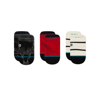 Infant/Toddler 3-pack Stance Socks, , hi-res